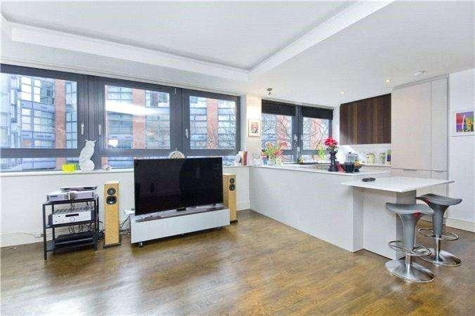 2 Bedrooms Flat for sale in Albion House, 6-7 Benjamin Street, London, EC1M