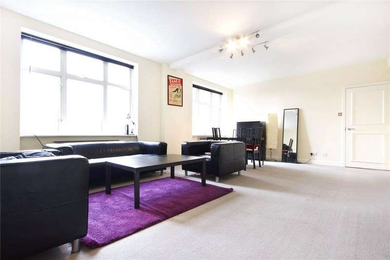 2 Bedrooms Flat for sale in Fetter Lane, Holborn, London, EC4A