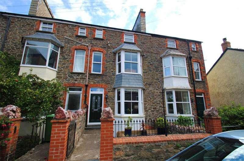 4 Bedrooms Terraced House for sale in Cross Street, Lynton