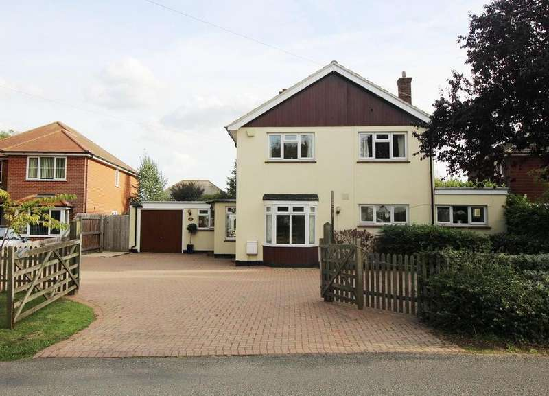 4 Bedrooms Detached House for sale in East Road, West Mersea, Colchester, Essex, CO5