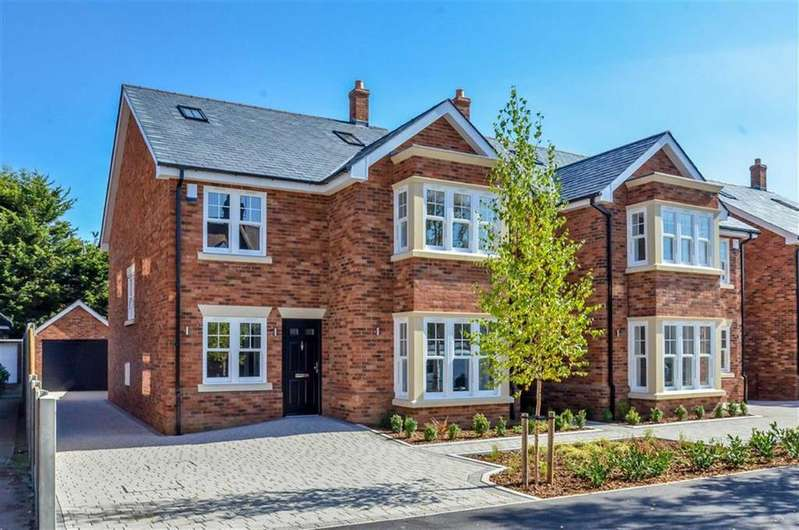 5 Bedrooms Detached House for sale in Salisbury Road, Leigh-on-Sea, Essex