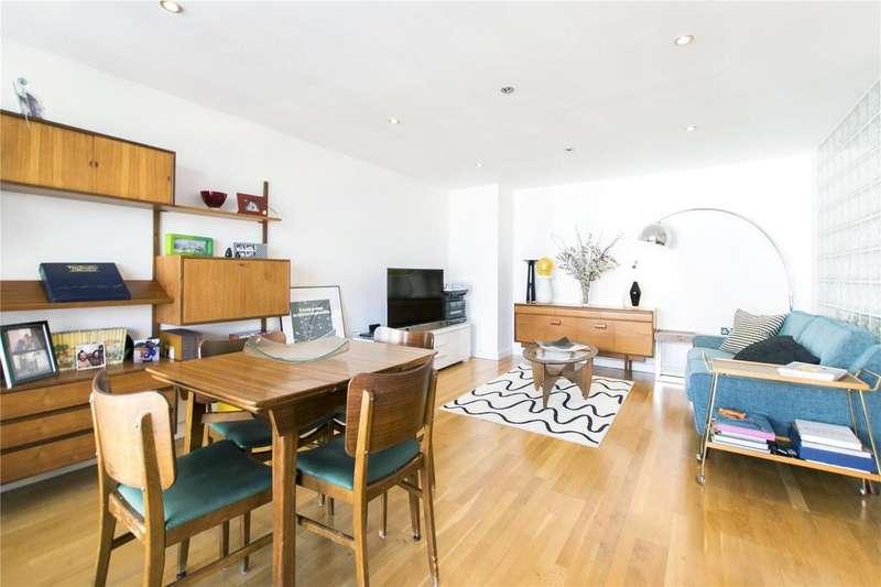 2 Bedrooms Flat for sale in Bateman's Row, London, EC2A