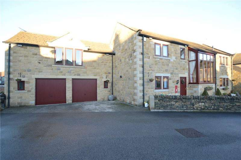 4 Bedrooms Detached House for sale in Boyle Hall Farm, Haigh Moor Road, Tingley