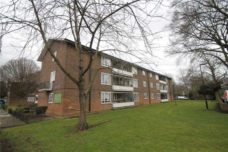 2 Bedrooms Apartment Flat for sale in Maple Court, Leigham Court Road, London, SW16