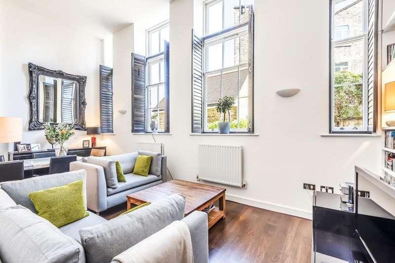 2 Bedrooms Flat for sale in Ecclesbourne Road, Islington