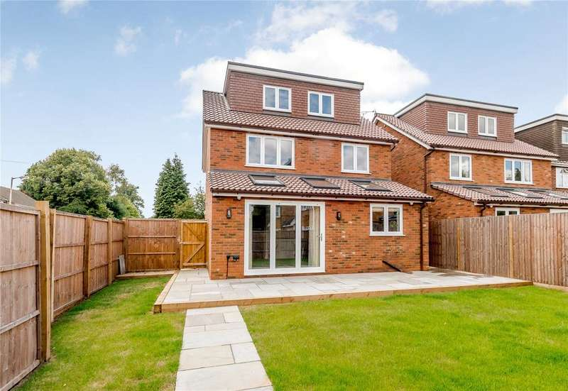 4 Bedrooms Detached House for sale in Overstone Road, Harpenden, Hertfordshire