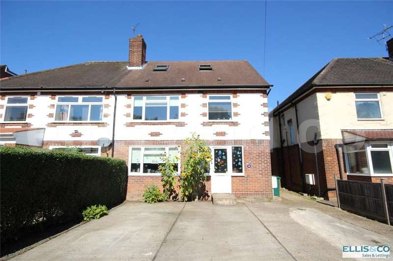 4 Bedrooms Semi Detached House for sale in Pursley Road, Mill Hill, London, NW7