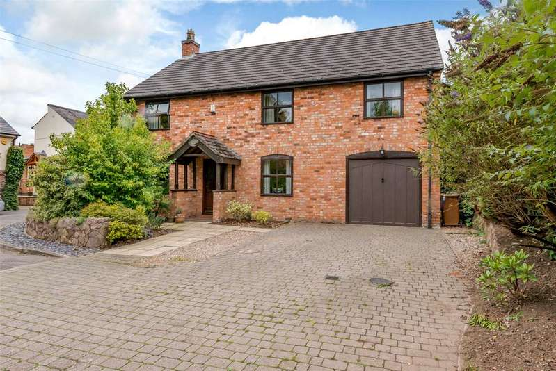 4 Bedrooms Detached House for sale in Church Lane, Thornton, Leicetershire