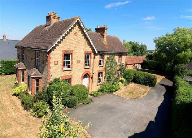 5 Bedrooms Detached House for sale in Main Street, Grendon Underwood, Buckinghamshire. HP18 0SL