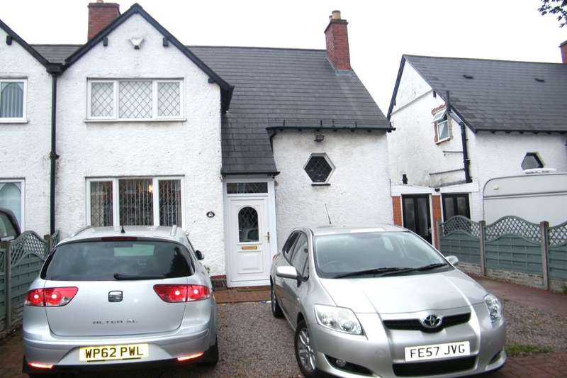 3 Bedrooms Semi Detached House for sale in Waterloo Road, Yardley, Birmingham, B25