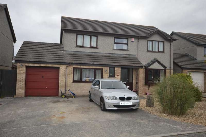 5 Bedrooms House for sale in Merritts Way, Pool, Redruth