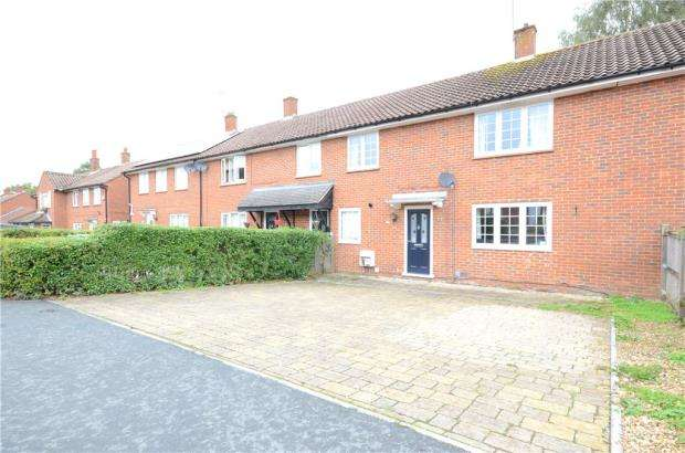 4 Bedrooms Terraced House for sale in Shepherds Lane, Bracknell, Berkshire