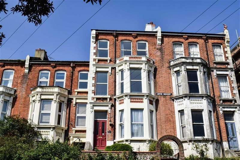 5 Bedrooms Terraced House for sale in Linton Crescent, Hastings, East Sussex