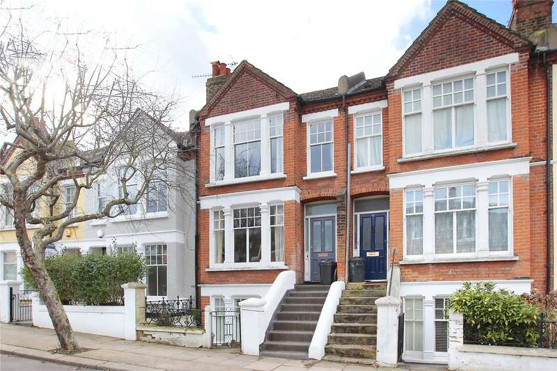 2 Bedrooms Flat for sale in Bassingham Road, Wandsworth, London, SW18