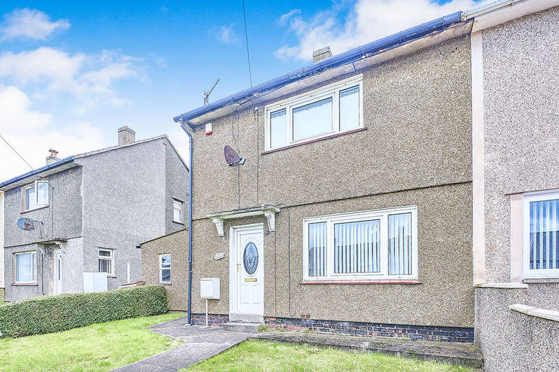 2 Bedrooms Semi Detached House for sale in Rutland Avenue, Whitehaven, CA28