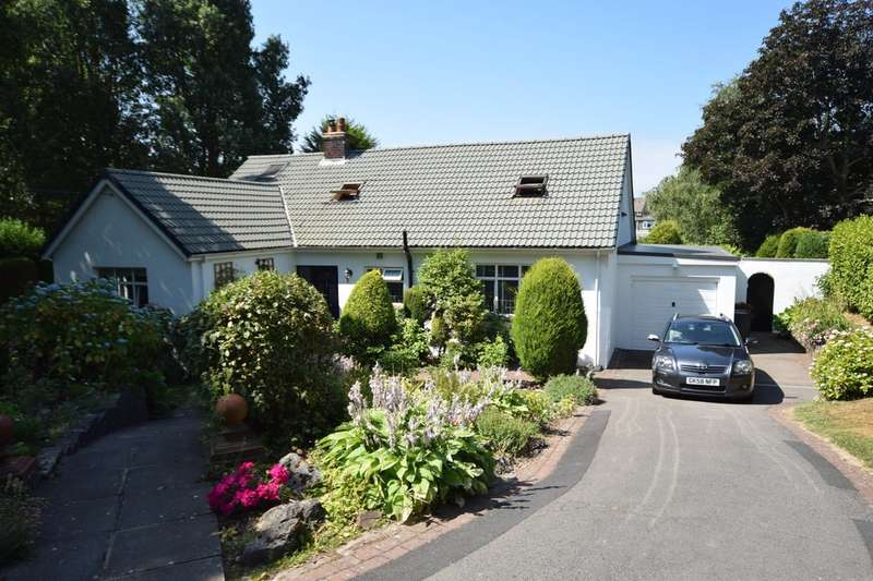 4 Bedrooms Detached Bungalow for sale in Dane Ghyll, Barrow-in-Furness, Cumbria LA14 4PZ