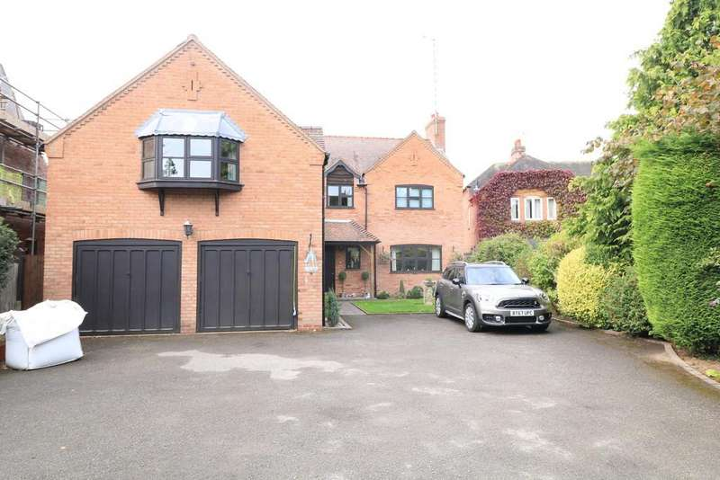 4 Bedrooms Detached House for sale in Fieldgate Lane, Kenilworth