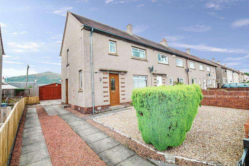 2 Bedrooms Terraced House for sale in Lawswell, Fishcross