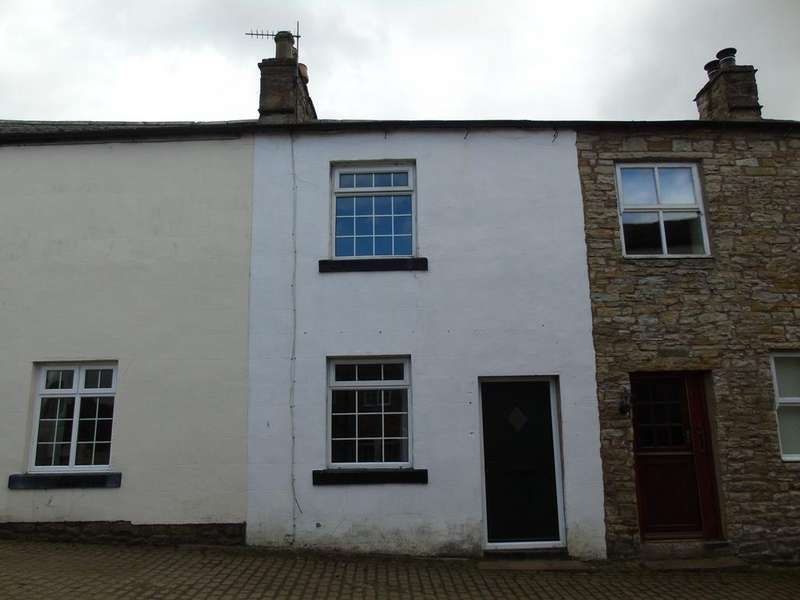 2 Bedrooms Terraced House for sale in Gilmore Close, The Butts, Alston, Cumbria, CA9 3JJ