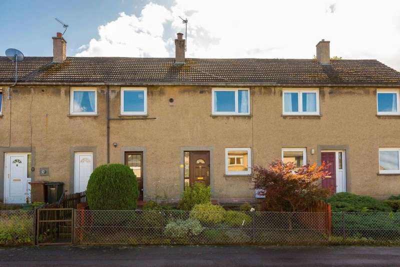 3 Bedrooms Terraced House for sale in 40 Hillwood Rise, Ratho Station, EH28 8QD