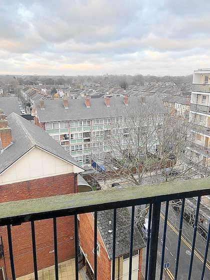 2 Bedrooms Flat for sale in Cridland Street, E15