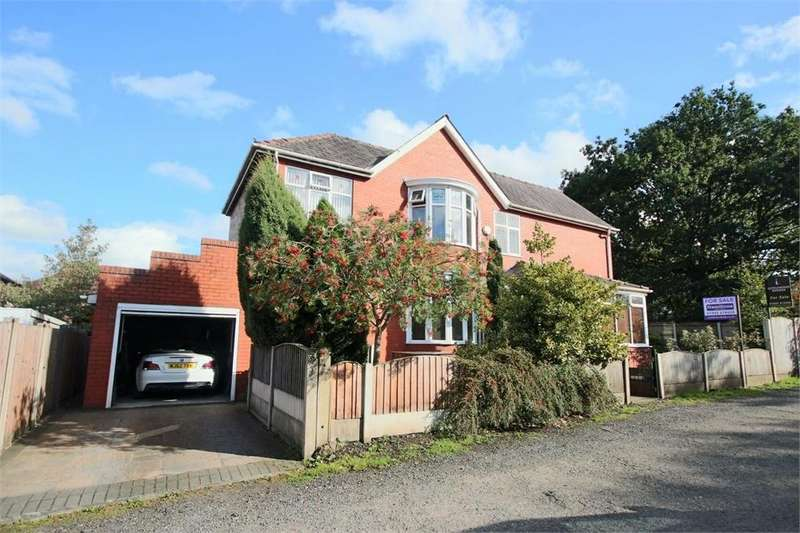 3 Bedrooms Detached House for sale in Beech Crescent, LEIGH, Lancashire
