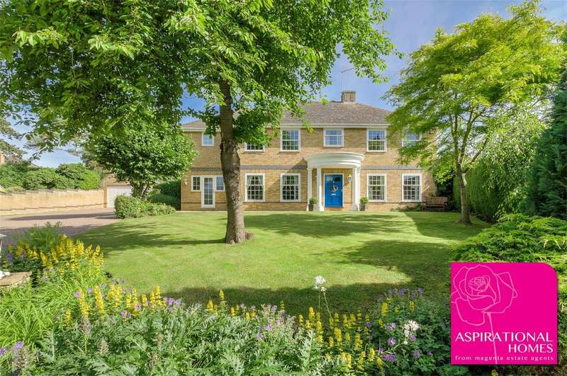 5 Bedrooms Detached House for sale in Raunds Road, Stanwick, Northamptonshire