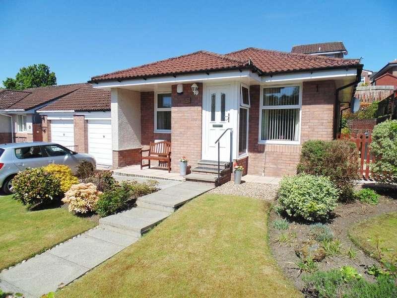 2 Bedrooms Detached House for sale in Broomhill Crescent, Glenleven, Alexandria G83