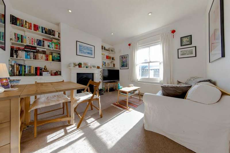 1 Bedroom Flat for sale in Chantrey Road, London, London SW9