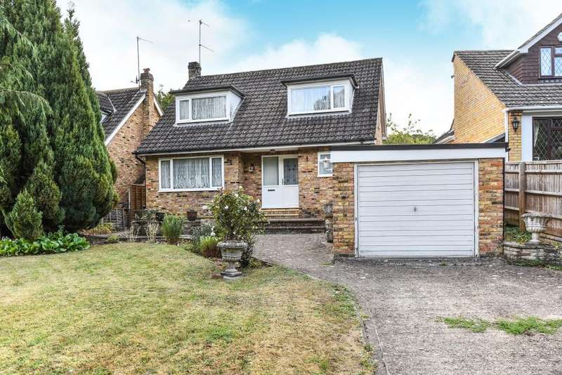 4 Bedrooms Detached House for sale in Marlow Bottom, Marlow, SL7