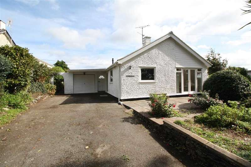 3 Bedrooms Detached Bungalow for sale in Bryn Hyfryd, Pentrefelin