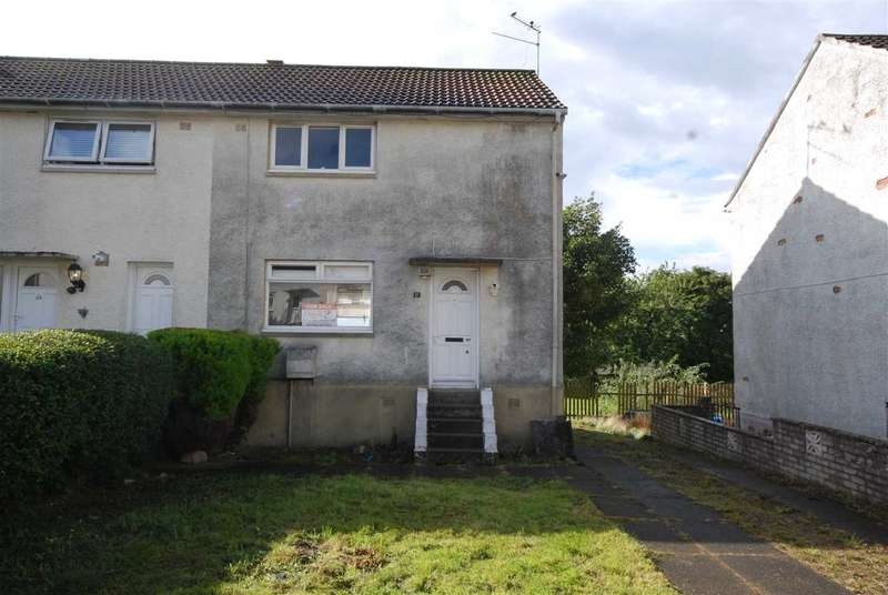 2 Bedrooms End Of Terrace House for sale in Davaar Road, Saltcoats