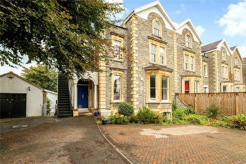 2 Bedrooms Flat for sale in Alma Road, Clifton, Bristol, BS8