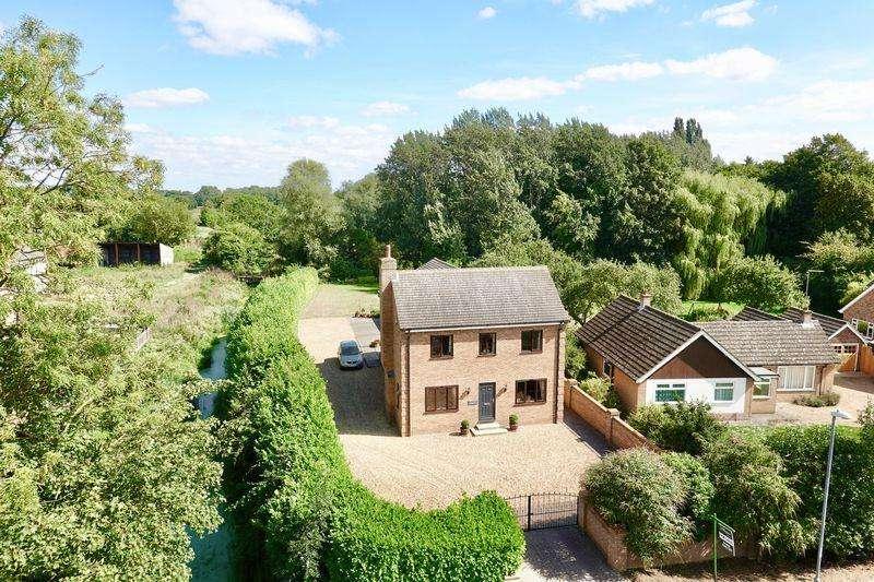 5 Bedrooms Detached House for sale in The Laurels, Buckden Road, Brampton
