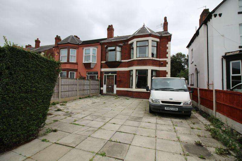 4 Bedrooms Semi Detached House for sale in Alexandra Drive, Bootle