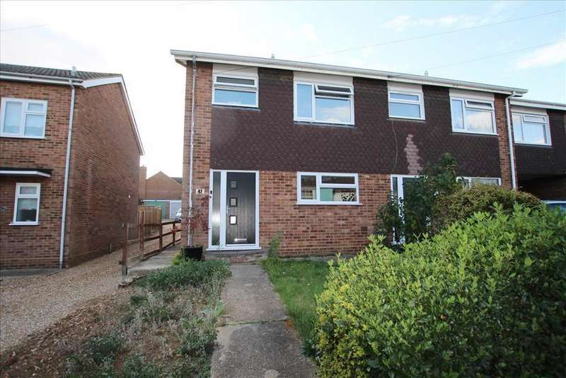 3 Bedrooms End Of Terrace House for sale in Horslow Street, Potton, SG19