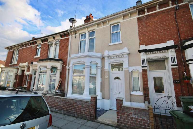 2 Bedrooms Terraced House for sale in Powerscourt Road, Portsmouth
