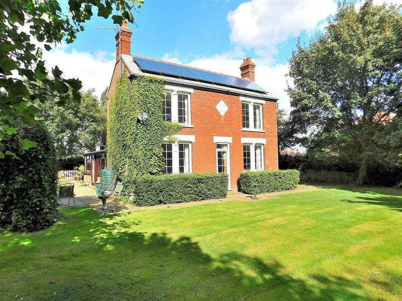 4 Bedrooms Detached House for sale in Station Road North, Walpole Cross Keys, King's Lynn