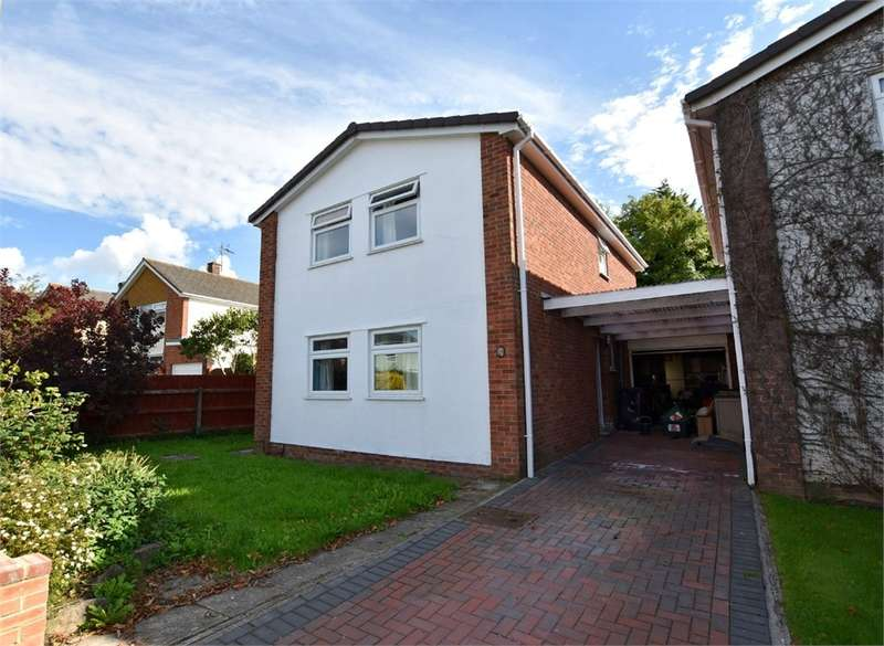 4 Bedrooms Detached House for sale in Westway, Nailsea, Bristol, North Somerset