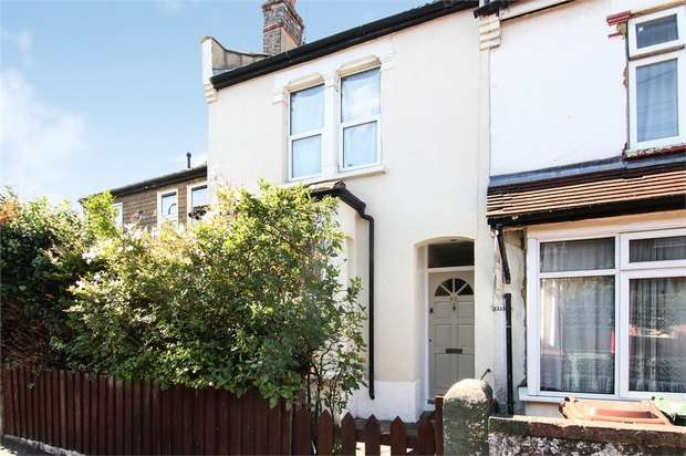 3 Bedrooms End Of Terrace House for sale in Tower Hamlets Road, Walthamstow, London