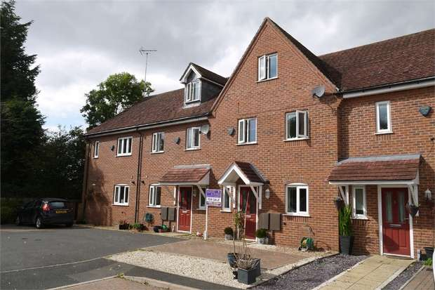 3 Bedrooms Terraced House for sale in The Hawthorns, Main Street, Lubenham, Market Harborough, Leicestershire