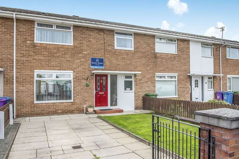 3 Bedrooms Terraced House for sale in Dunkerron Close, Liverpool, L27