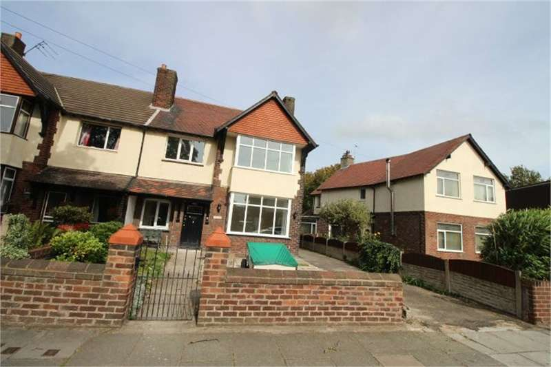 4 Bedrooms Semi Detached House for sale in Lower Alt Road, Hightown, LIVERPOOL, Merseyside
