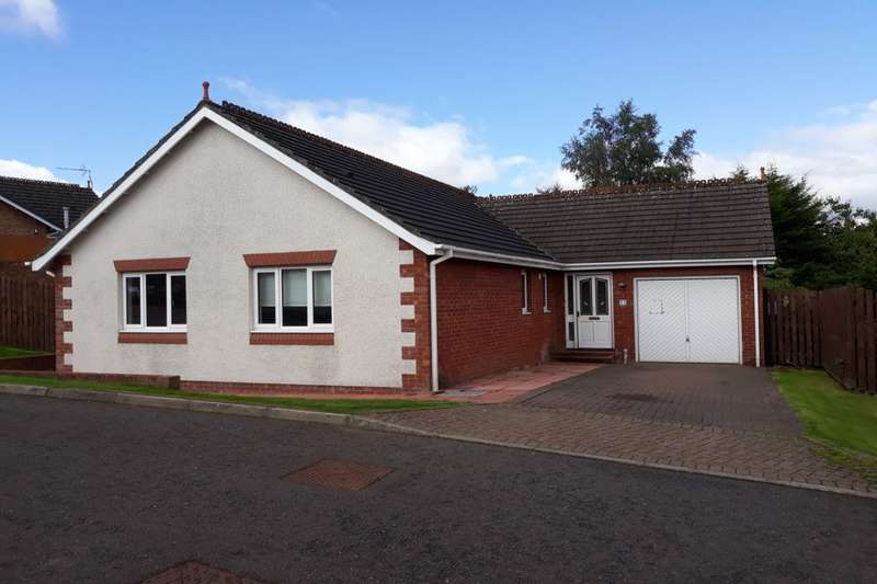 3 Bedrooms Detached Bungalow for sale in Woodgrove Road, Dumfries, DG1