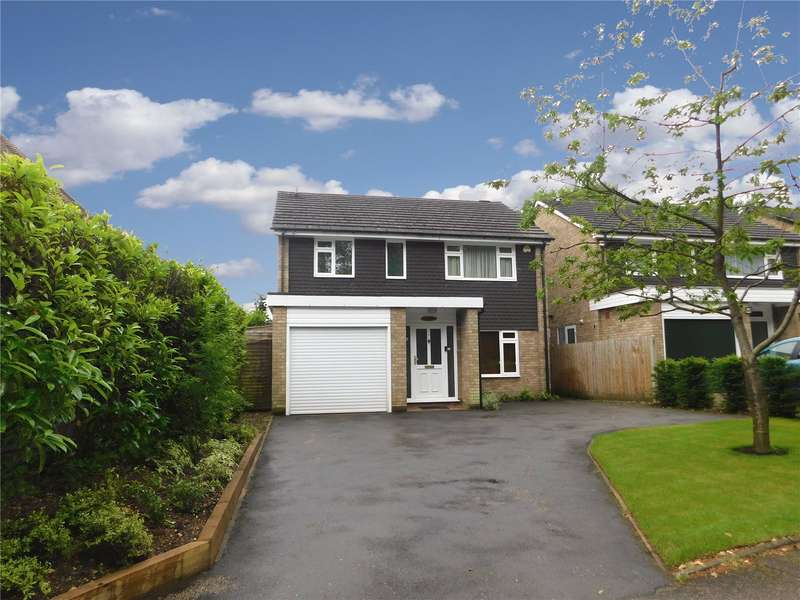 4 Bedrooms Detached House for sale in Shire Lane, Chorleywood, Hertfordshire, WD3