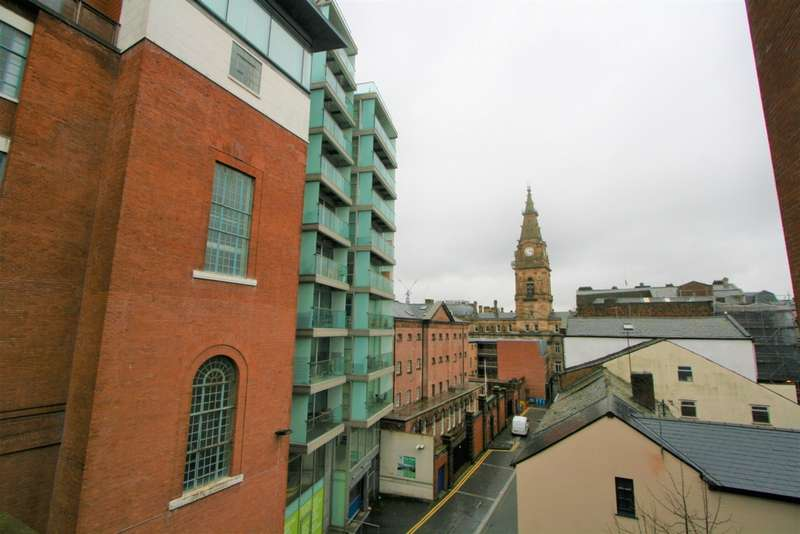 3 Bedrooms Duplex Flat for sale in Cheapside, Liverpool City Centre, L2
