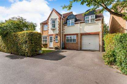 5 Bedrooms Detached House for sale in Hannington Close, Whittlesey, Peterborough, Cambridgeshire