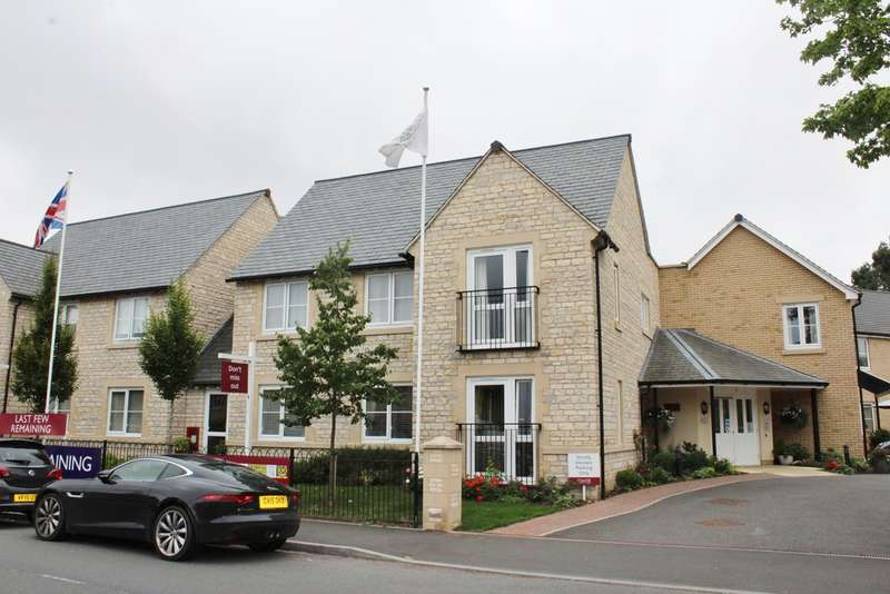 1 Bedroom Flat for sale in Somerford Road, Cirencester