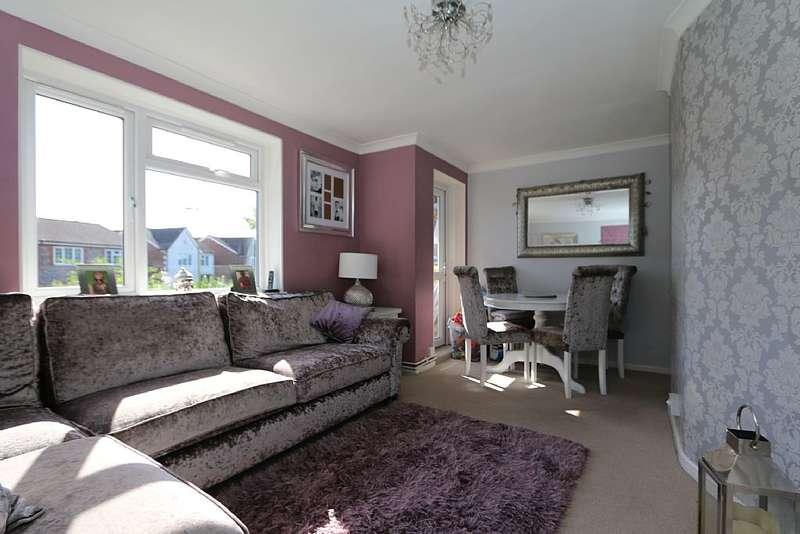 2 Bedrooms Flat for sale in Chelwood Avenue, Hatfield, Hertfordshire, AL10 0RG