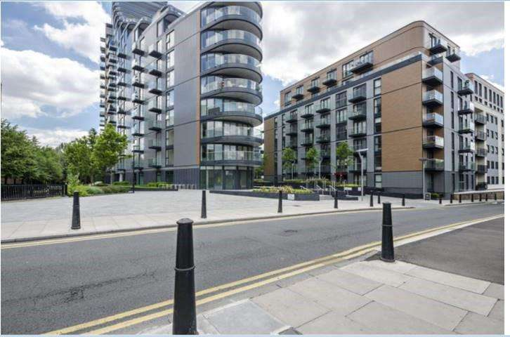 2 Bedrooms Flat for sale in Cordage House, 15 Cobblestone Square, London, E1W